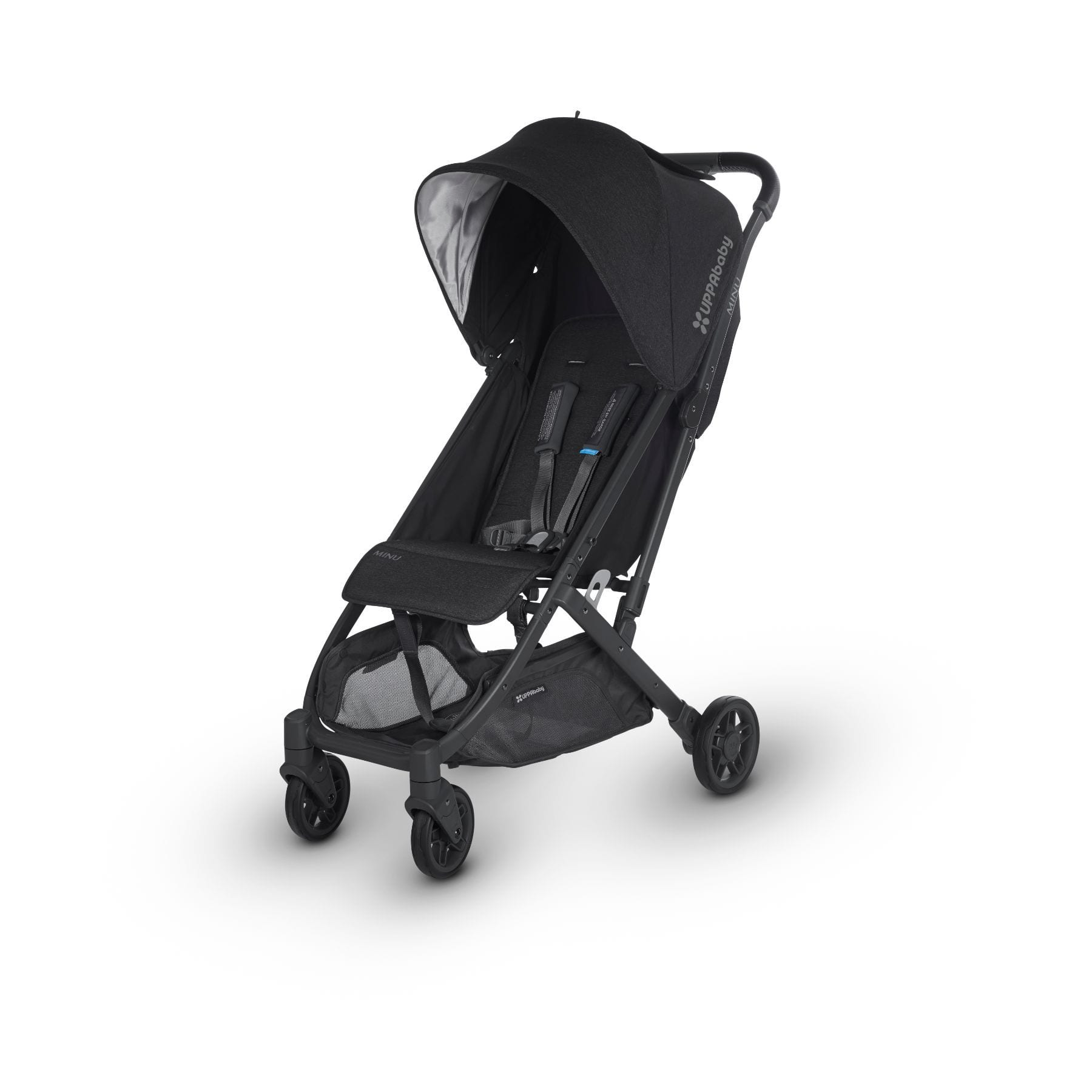 Uppababy Minu Compact Stroller - Jake (Black)