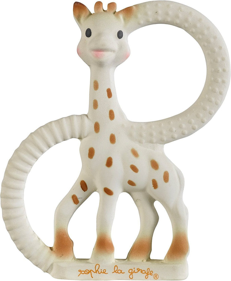 Vulli Sophie La Giraffe So Pure Ring Teether
