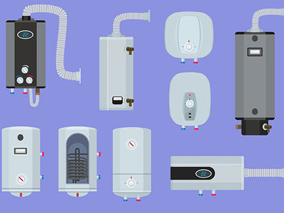 Types Of Water Heaters For Your Commercial Building
