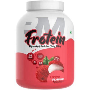 Big Muscles Nutrition FROTEIN 2 Kg Litchi