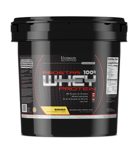 Ultimate Nutrition Prostar 100% Whey Protein - 10 lbs (Chocolate)