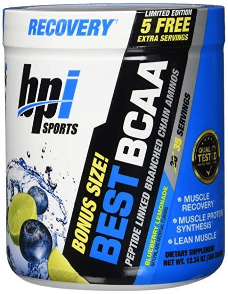 BPI Best BCAA Lemonade 30 Serving
