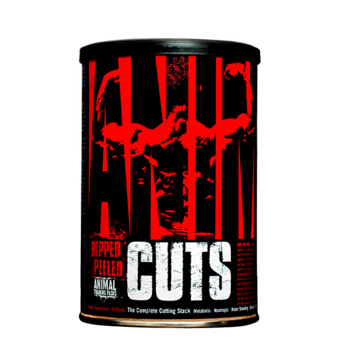 Universal Nutrition Animal Cuts 42 Packs - The Muscle Kart.com