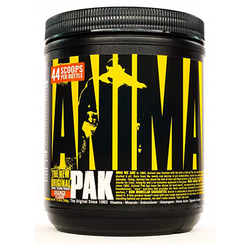 Universal Nutrition Animal Pak Multivitamin 44 Servings - The Muscle Kart.com