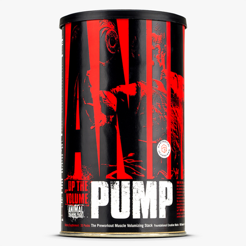 Universal Nutrition Animal Pump 30 Packs - The Muscle Kart.com