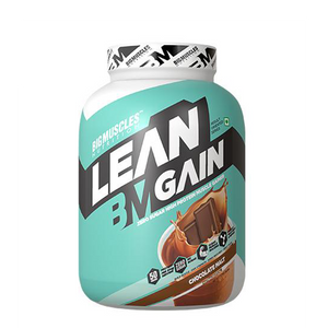 Bigmuscles Nutrition Lean Gain 6lbs Malt Chocolate - The Muscle Kart.com