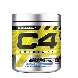 Cellucor C4 Pre Workout Explosive Energy 60 Servings - The Muscle Kart.com