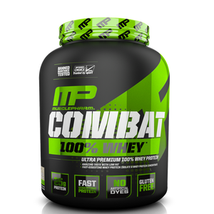 MusclePharm Combat Powder 5 lbs - The Muscle Kart.com