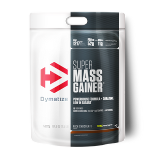 Dymatize Super Mass Gainer, 12 lbs - The Muscle Kart.com