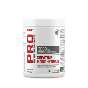 GNC Pro Performance Creatine 83 Servings - The Muscle Kart.com