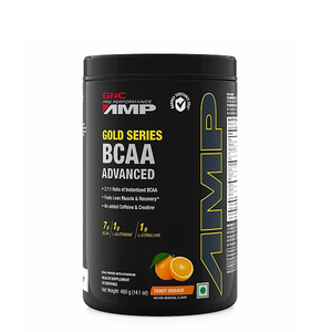 GNC Amp Gold Series Bcaa 30 Servings - The Muscle Kart.com