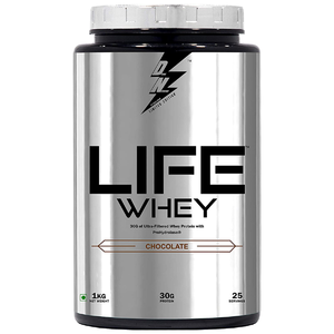 Divine Nutrition Life Whey 1kg - The Muscle Kart.com