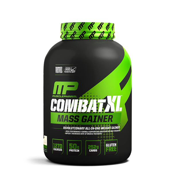 Muscle Pharm XL Mass Gainer 6lbs Chocolate - The Muscle Kart.com