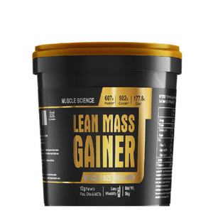 Muscle Science Lean Gainer 5kg Chocolate - The Muscle Kart.com