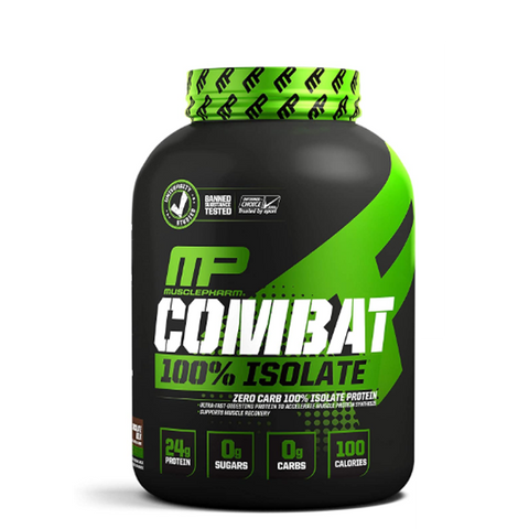 Musclepharm Combat Isolate 5lbs Chocolate Milk - The Muscle Kart.com