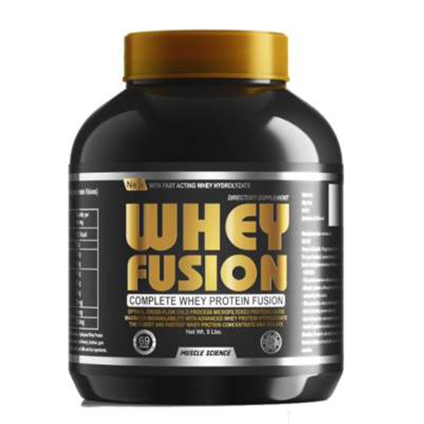 Muscle Science Whey Fusion 5 Lbs - The Muscle Kart.com