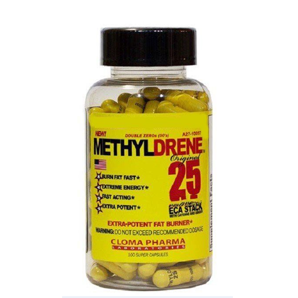 Cloma Pharma Methyldrene 25 - The Muscle Kart.com