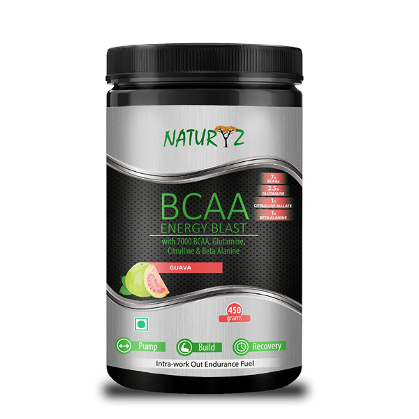 Naturyz Bcaa Energy Blast 30 Servings - The Muscle Kart.com