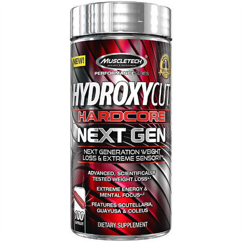 MuscleTech Hydroxycut NexGen - The Muscle Kart.com