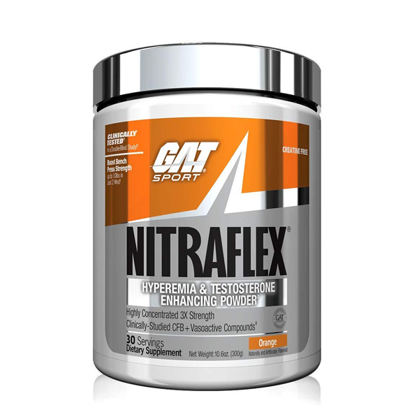 GAT Sport Nitraflex 30 Servings - The Muscle Kart.com