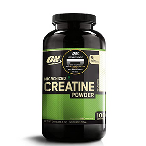 Optimum Nutrition Micronized Creatine 300g Unflavored - The Muscle Kart.com