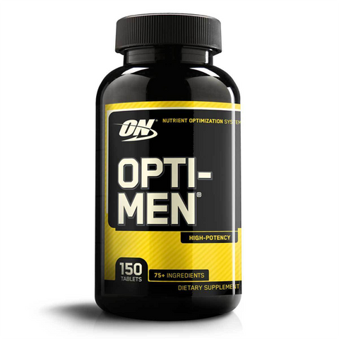 Optimum Nutrition Opti-Men 150 Tablets - The Muscle Kart.com