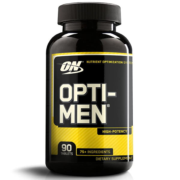 Optimum Nutrition Opti-Men 90 Tablets - The Muscle Kart.com