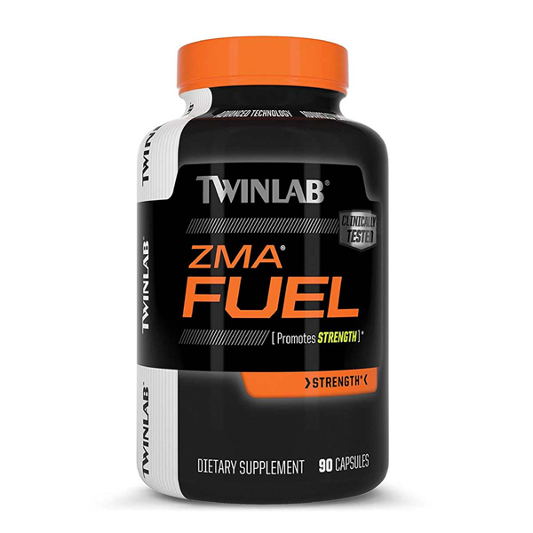 Twinlab ZMA Fuel 90 Caps - The Muscle Kart.com