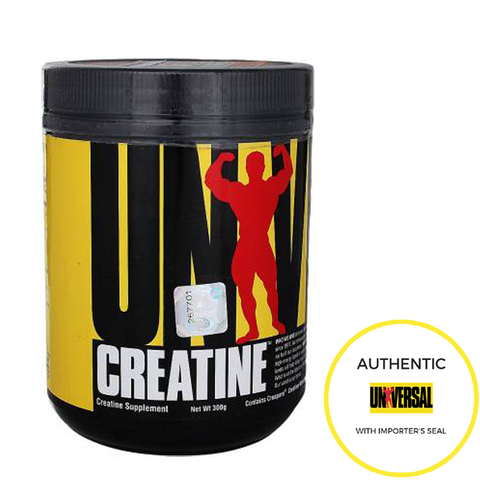Universal Nutrition Creatine 300g Unflavored - The Muscle Kart.com