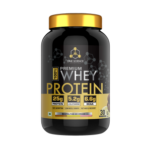 One Science Whey Protein 2Lb Neapolitan Ice
