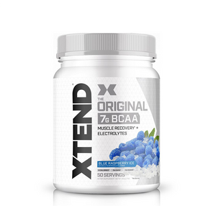 Scivation Xtend Bcaa 50 Servings - The Muscle Kart.com