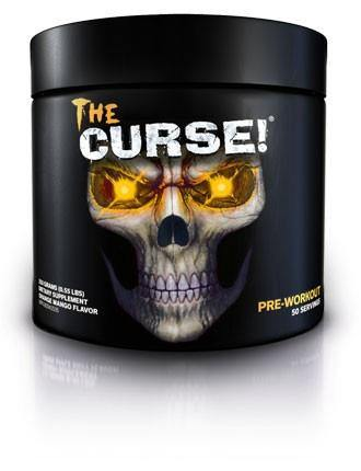 Cobra Labs The Curse 50 Servings (Orange Mango)