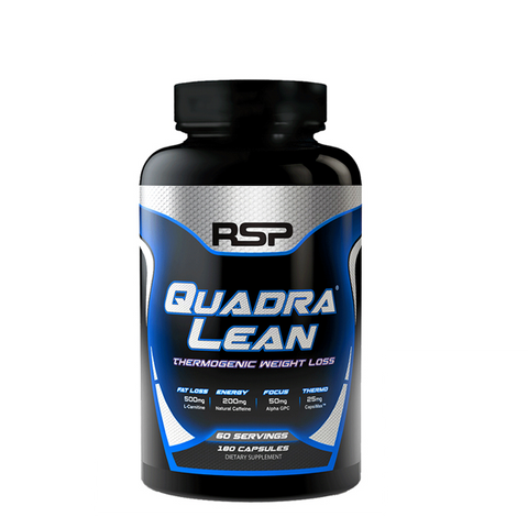RSP Quadra Lean- 60 Servings - The Muscle Kart.com