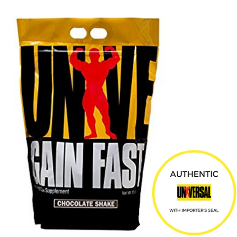 Universal Nutrition Gain Fast 5kg Chocolate - The Muscle Kart.com