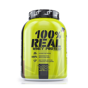 VX Nutrition 100% Real Whey 5lbs Chocolate Milkshake - The Muscle Kart.com
