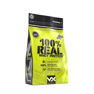 VX Nutrition 100% Real Whey 2lbs Chocolate Milkshake - The Muscle Kart.com