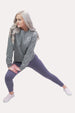Ease Leggings - Slate Thumbnail