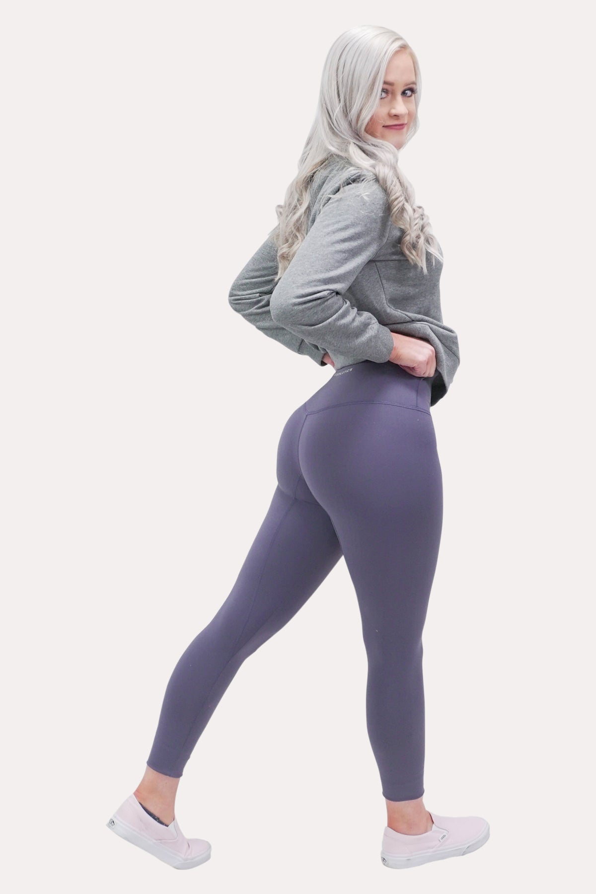Ease Leggings - Slate