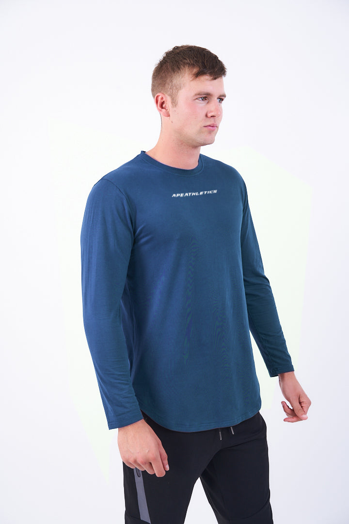 Adapt Long Sleeve - Midnight Blue