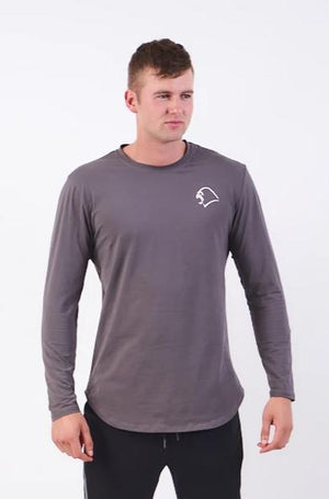 Adapt Long Sleeve - Machine Grey