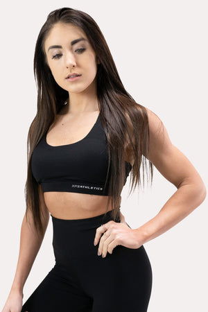 Ease Sports Bra - Black