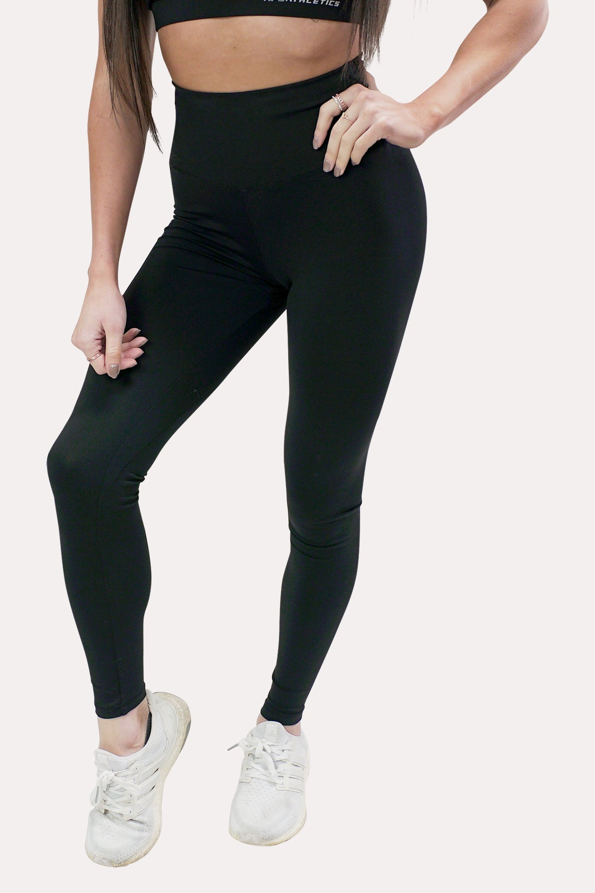 Ease Leggings - Black