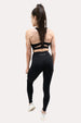 Ease Leggings - Black Thumbnail