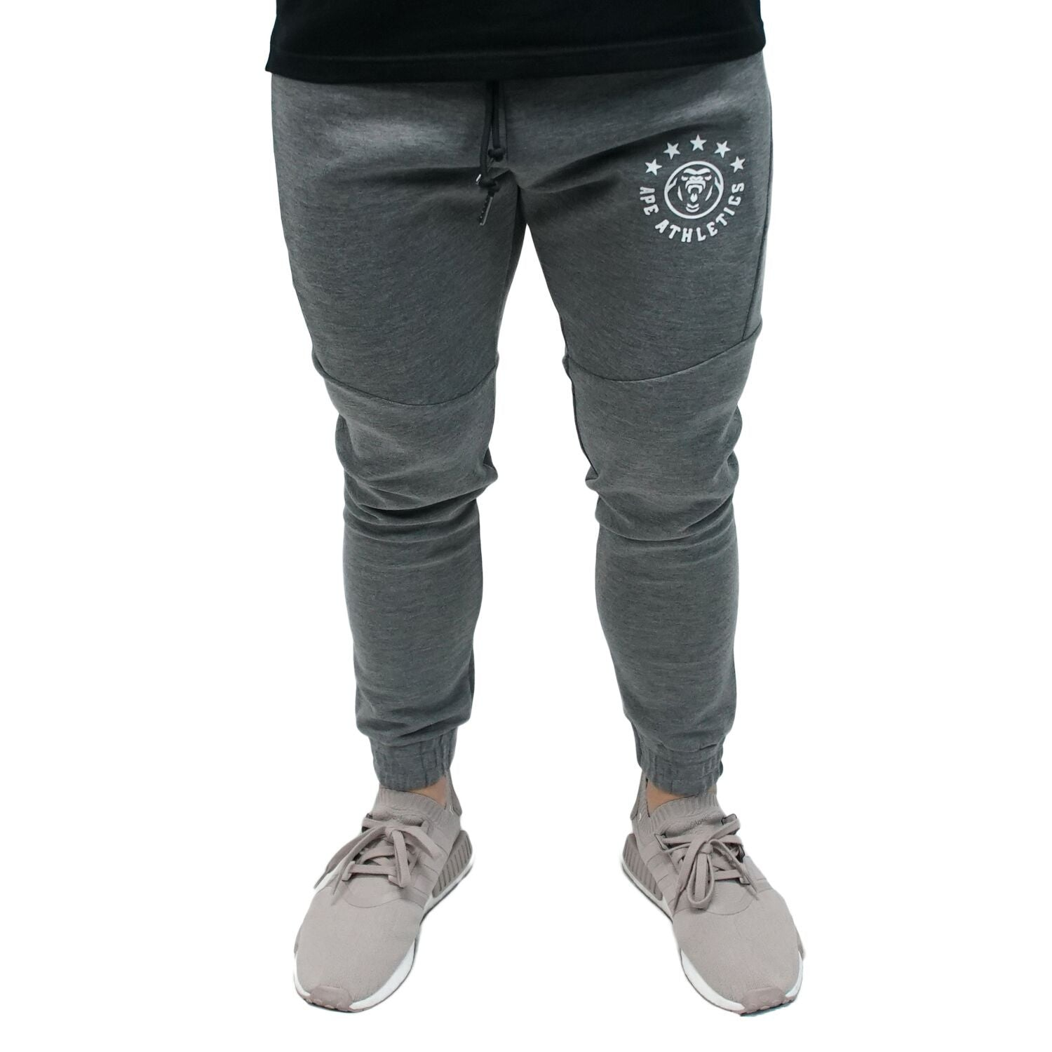 Tech Joggers - Charcoal