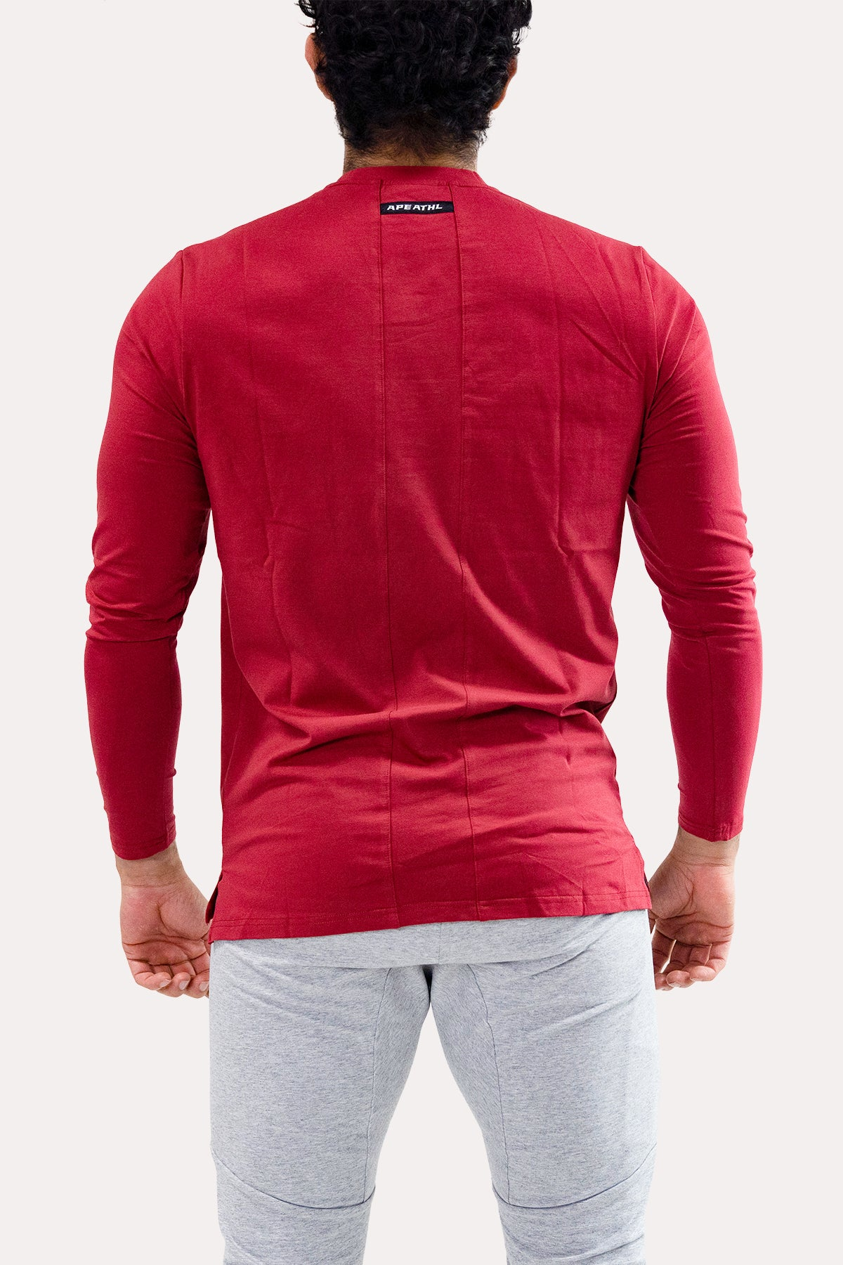 Panel Long-Sleeve - Minimal Laser