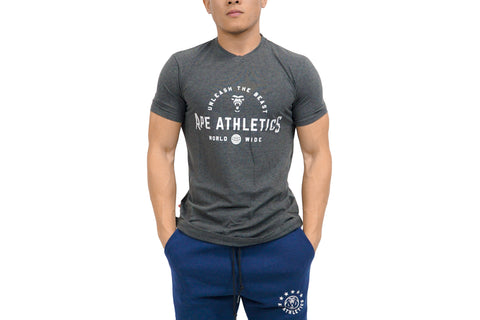 ApeAthletics Lifestyle - Charcoal