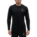 Long-Sleeve - Minimal Black