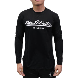Long-Sleeve - Baseball Black