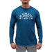 Long-Sleeve - Bridge Prussian