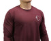 Long-Sleeve - Minimal Merlot Thumbnail